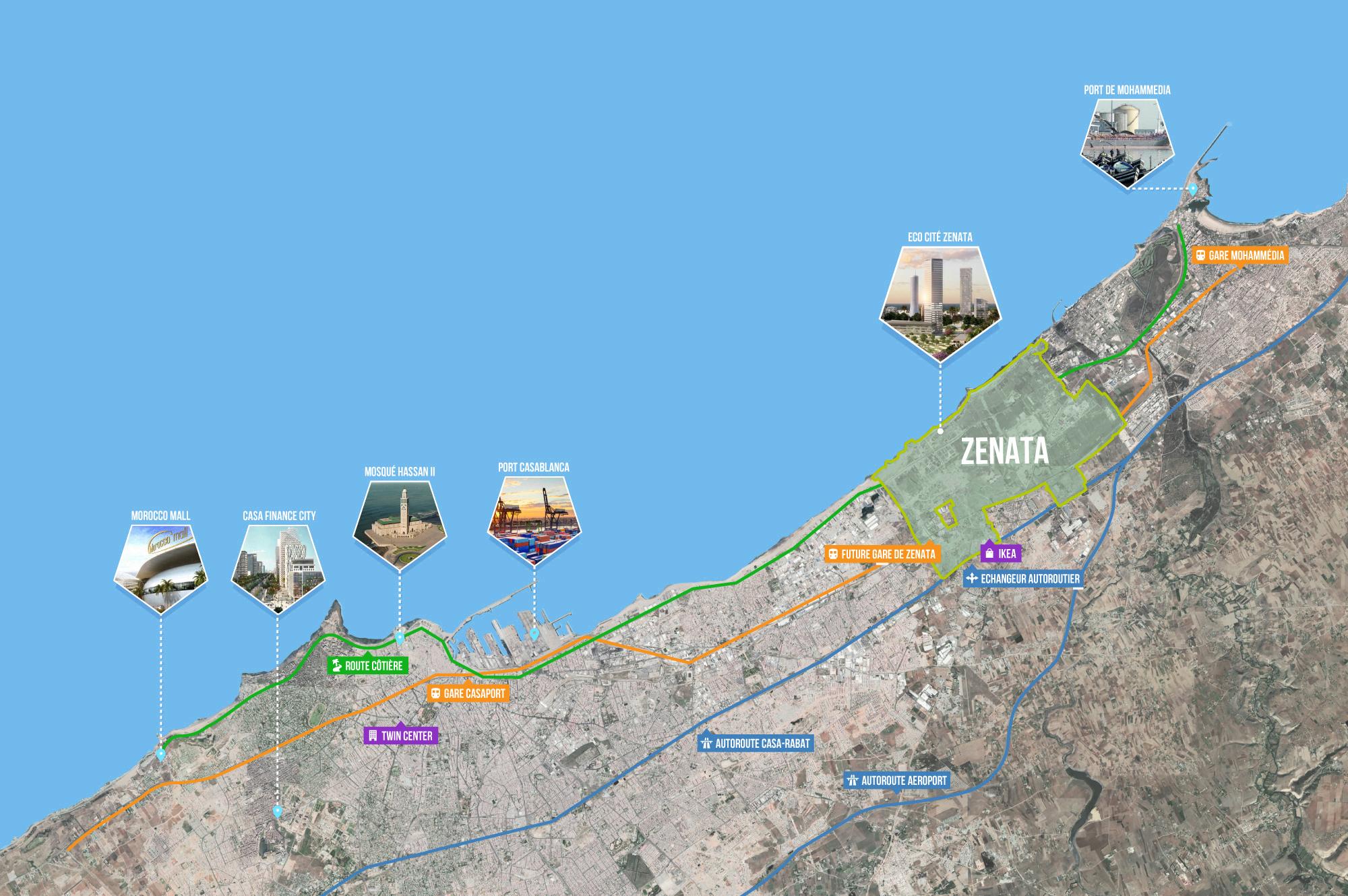 map eco-cité